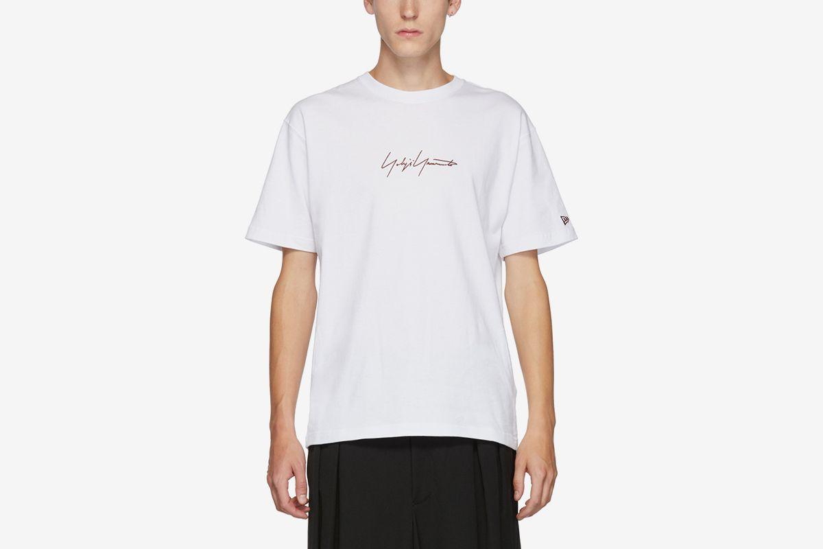 White New Era Edition Short Sleeve T-Shirt