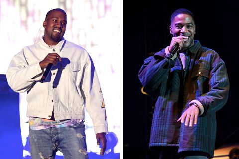 kanye west kid cudi kids see ghosts album stream