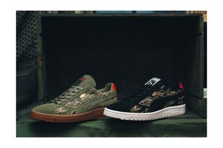 huge selection of 7acf5 82c51 PUMA Clyde x SBTG x mita sneakers Three-Way Collab   Highsnobiety