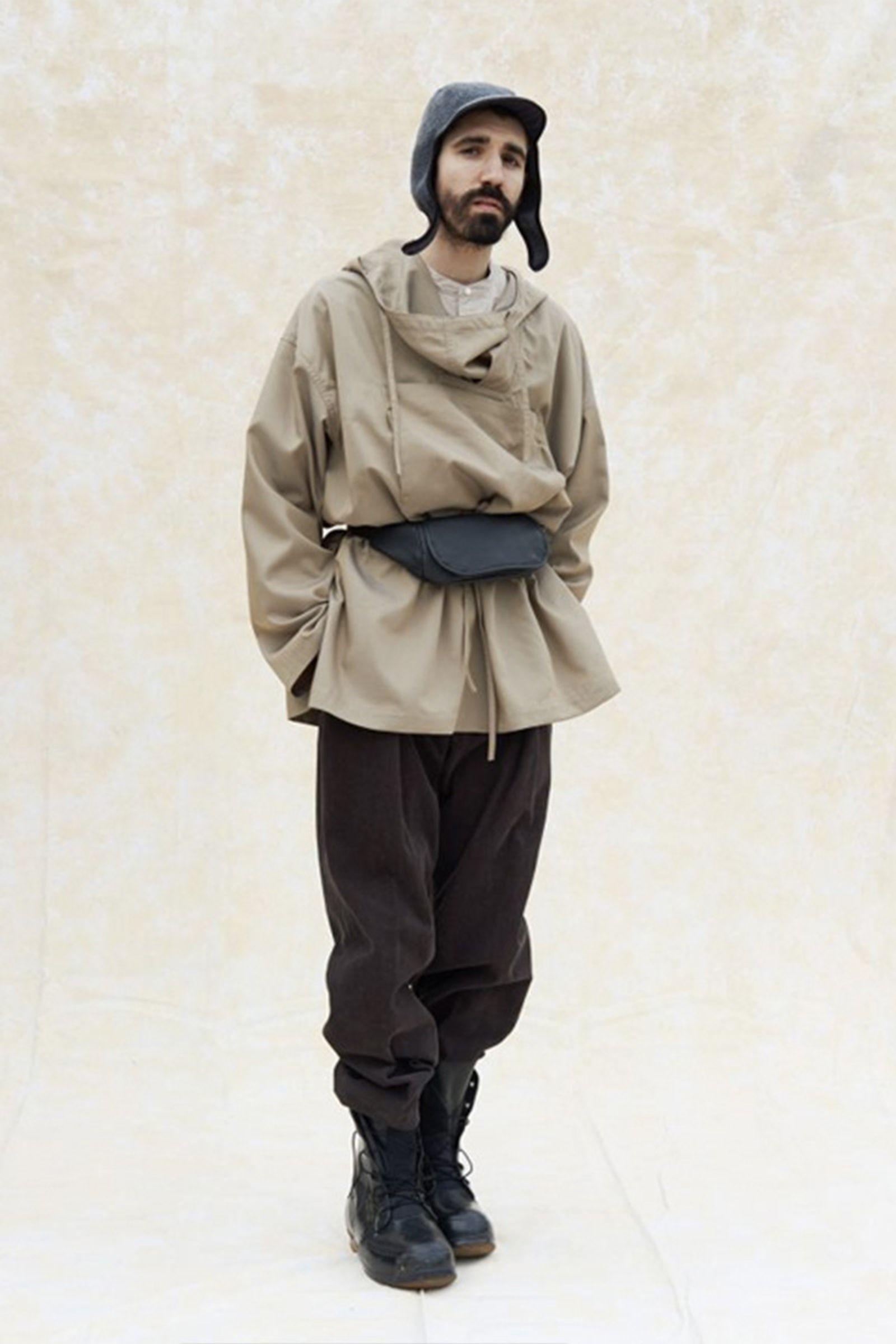 kaptain sunshine fw19 lookbook Shinsuke Kojima japan