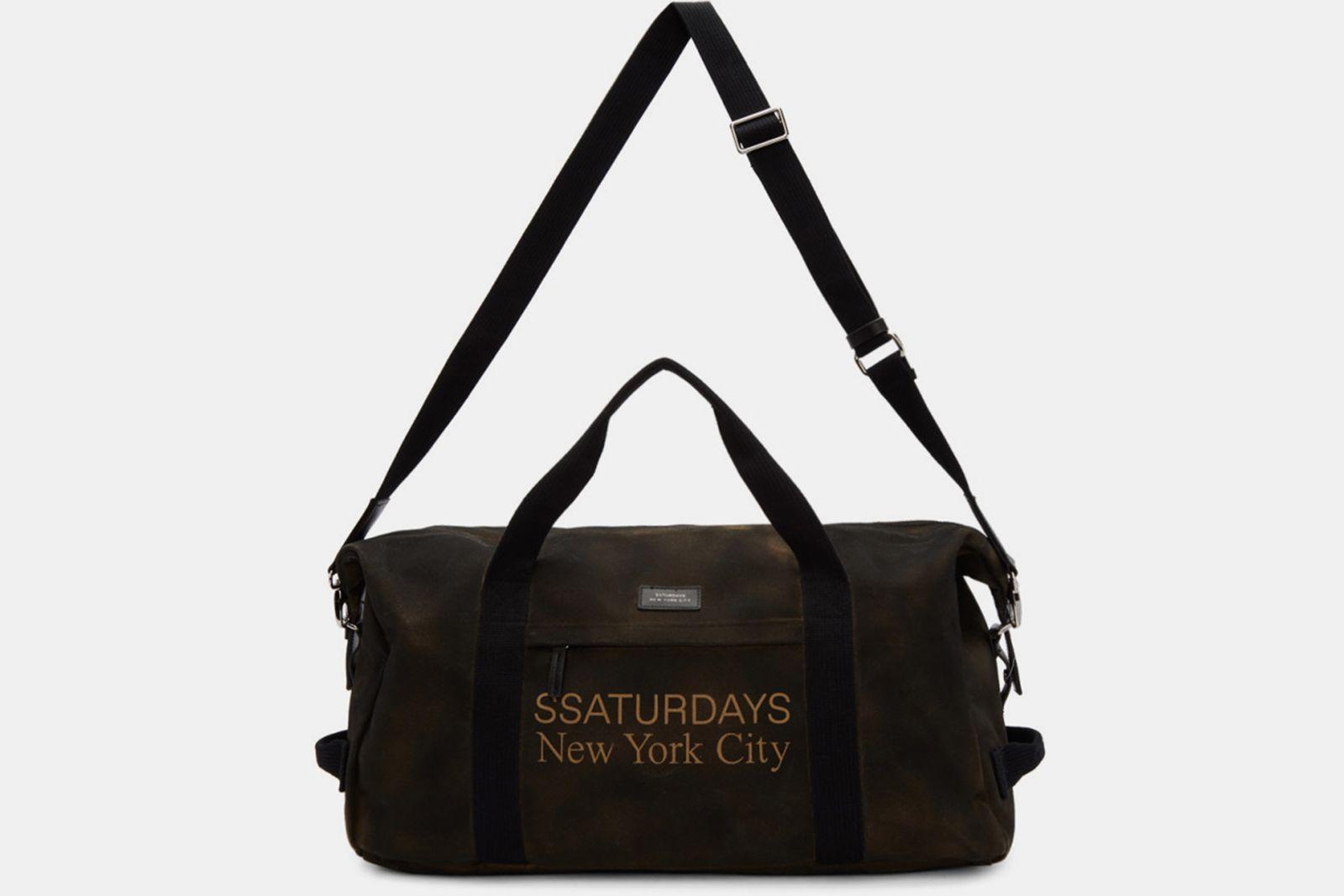 saturdays nyc ssense fw18 collection