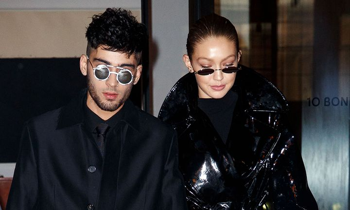 Zayn Malik and Gigi Hadid in New York