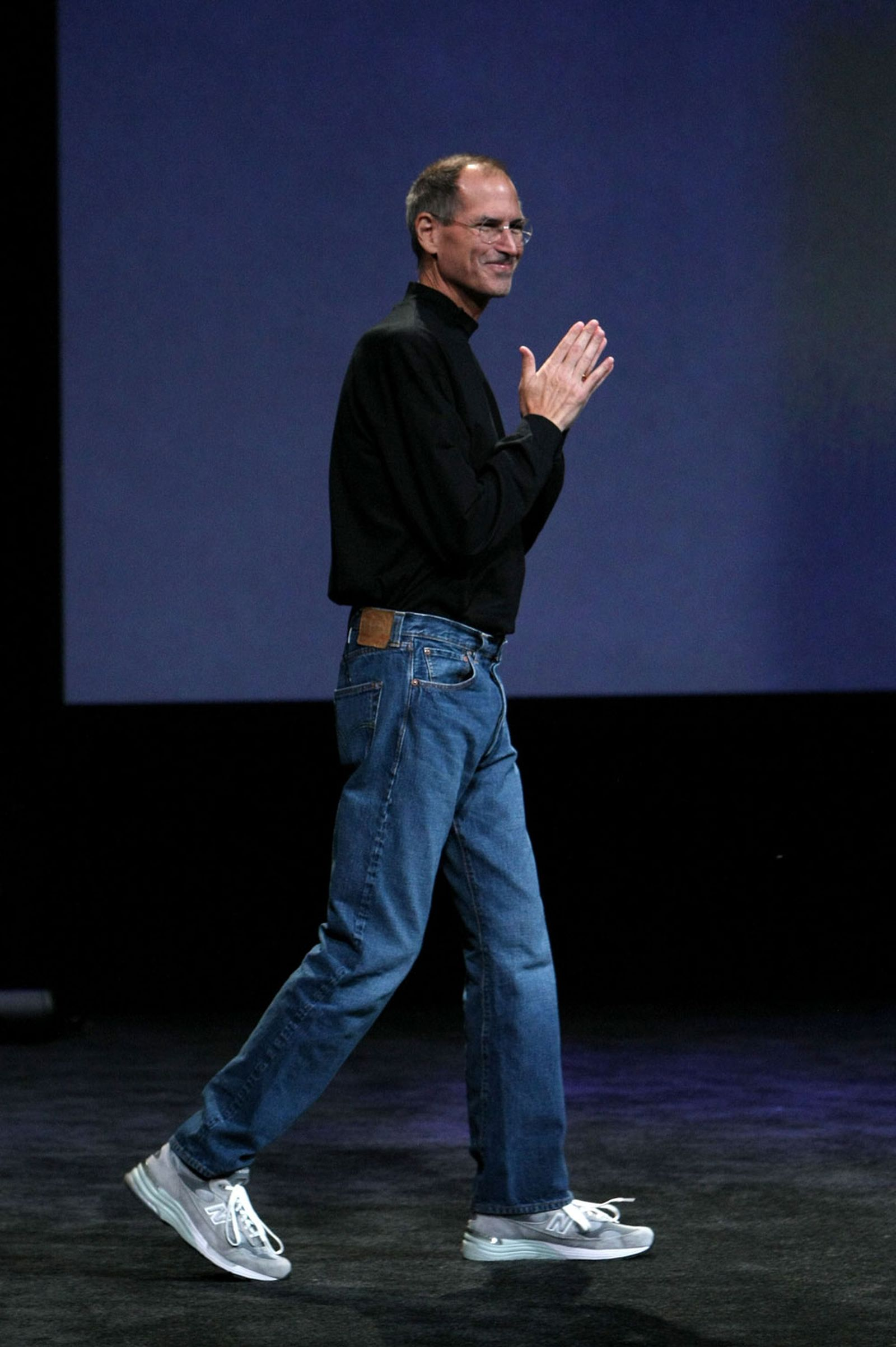apple keynote 2019 nike new balance steve jobs