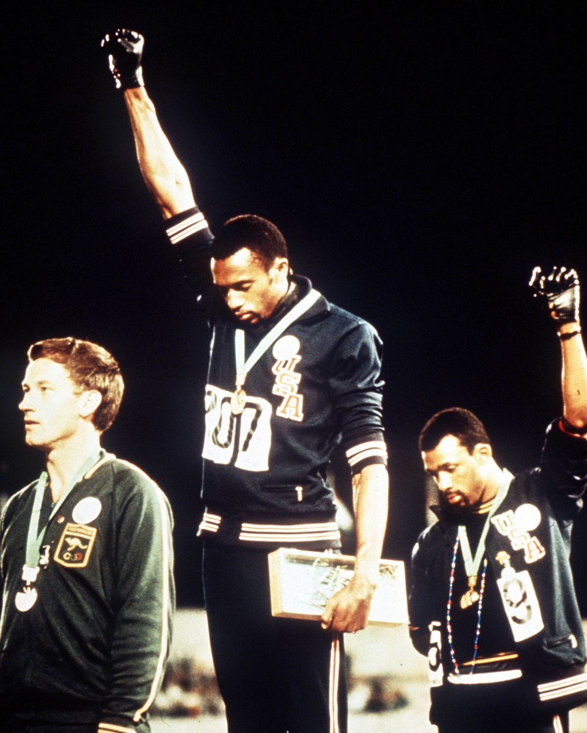 One of Sports First Activists, Tommie Smith on Social Change & His Silent Gesture 13