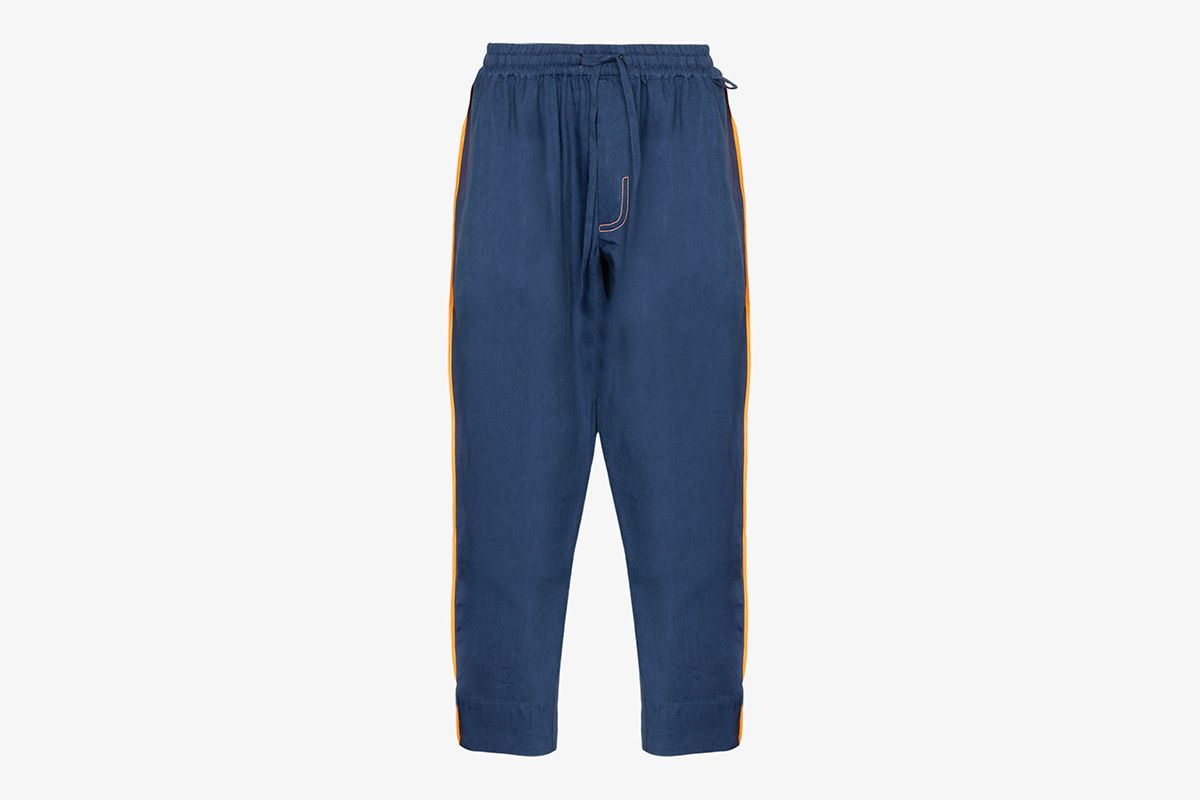 Beam Element Cropped Trousers