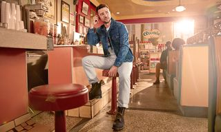 Justin Timberlake's New Levi's Collection Is Now Available Online