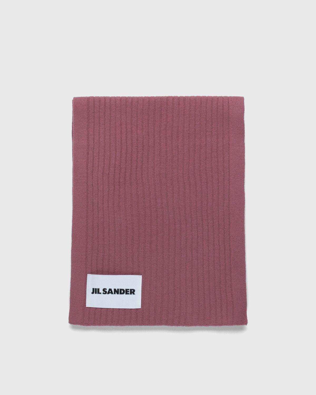 Jil Sander — Scarf Pink - Image 2