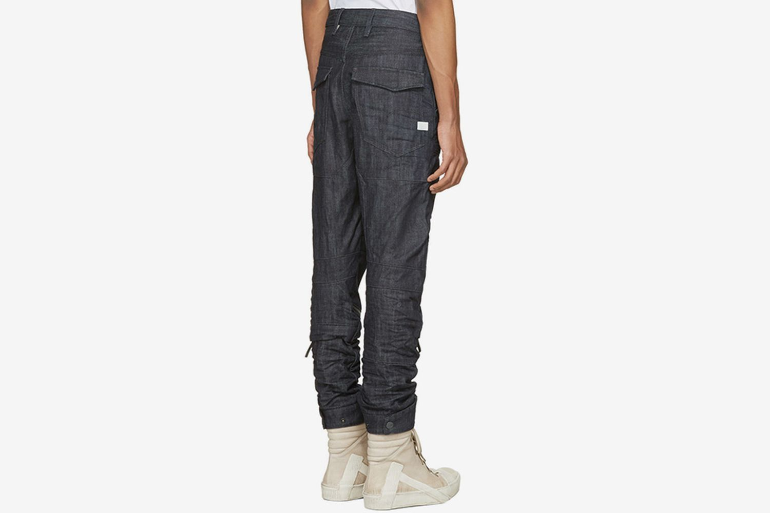 Rackam 3D Tapered Jeans