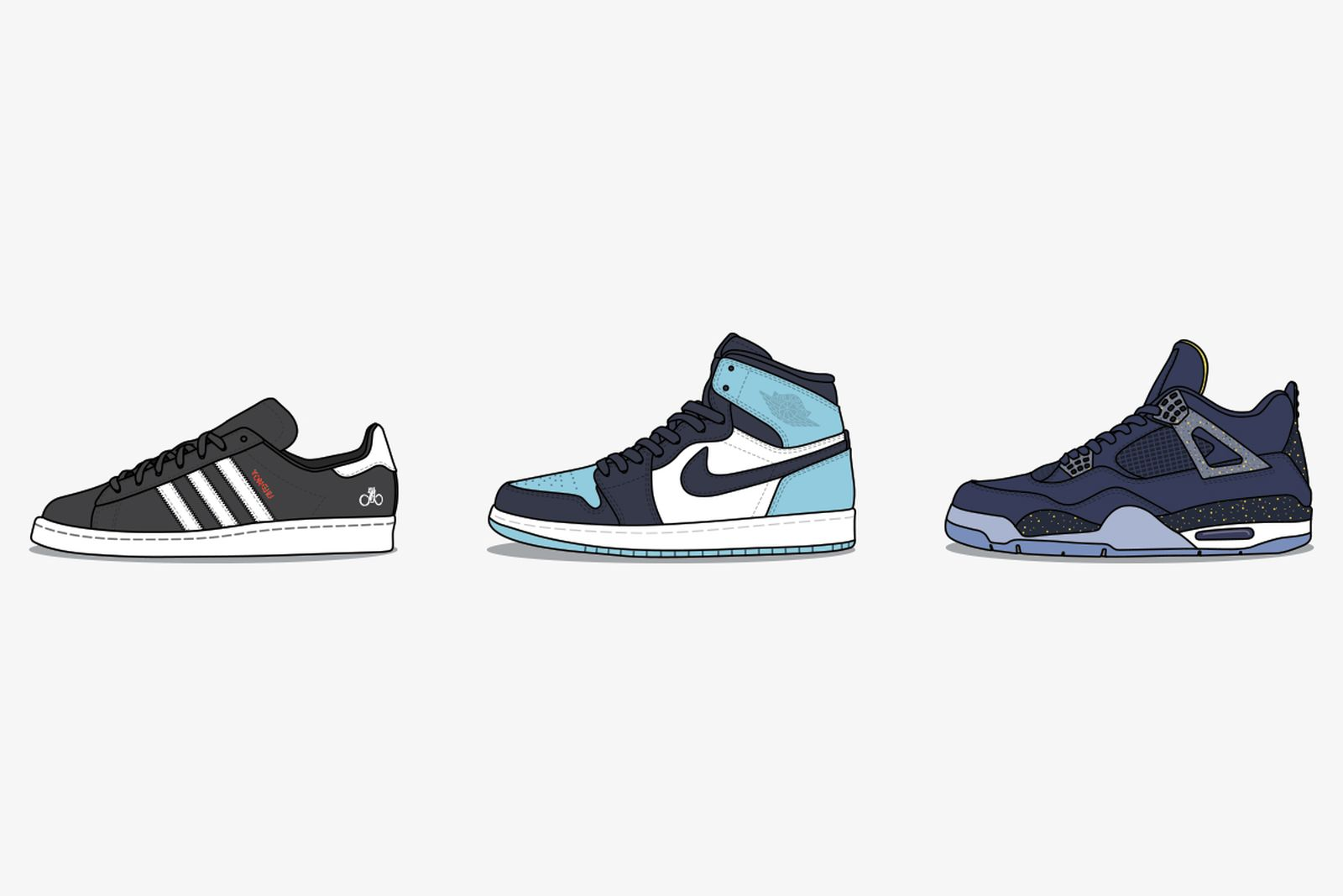 most expensive sneakers 2019 q1 Adidas Nike