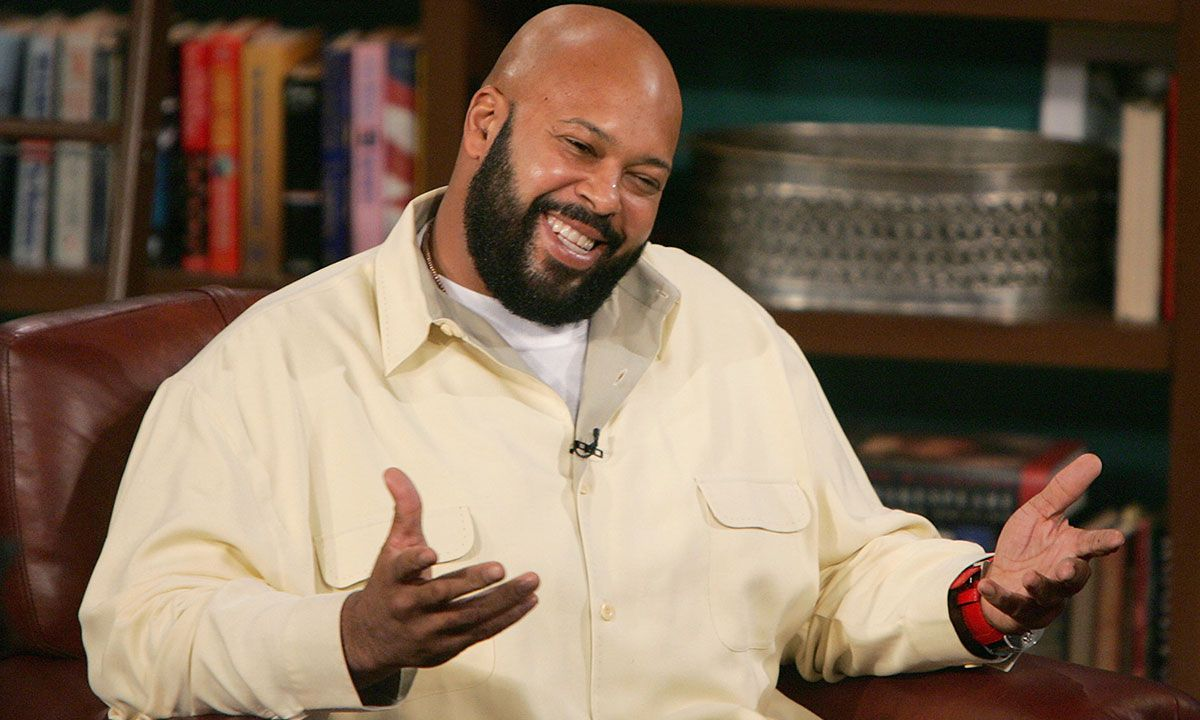 Suge Knight Sold His Life Rights to Ray J & Twitter Is Confused