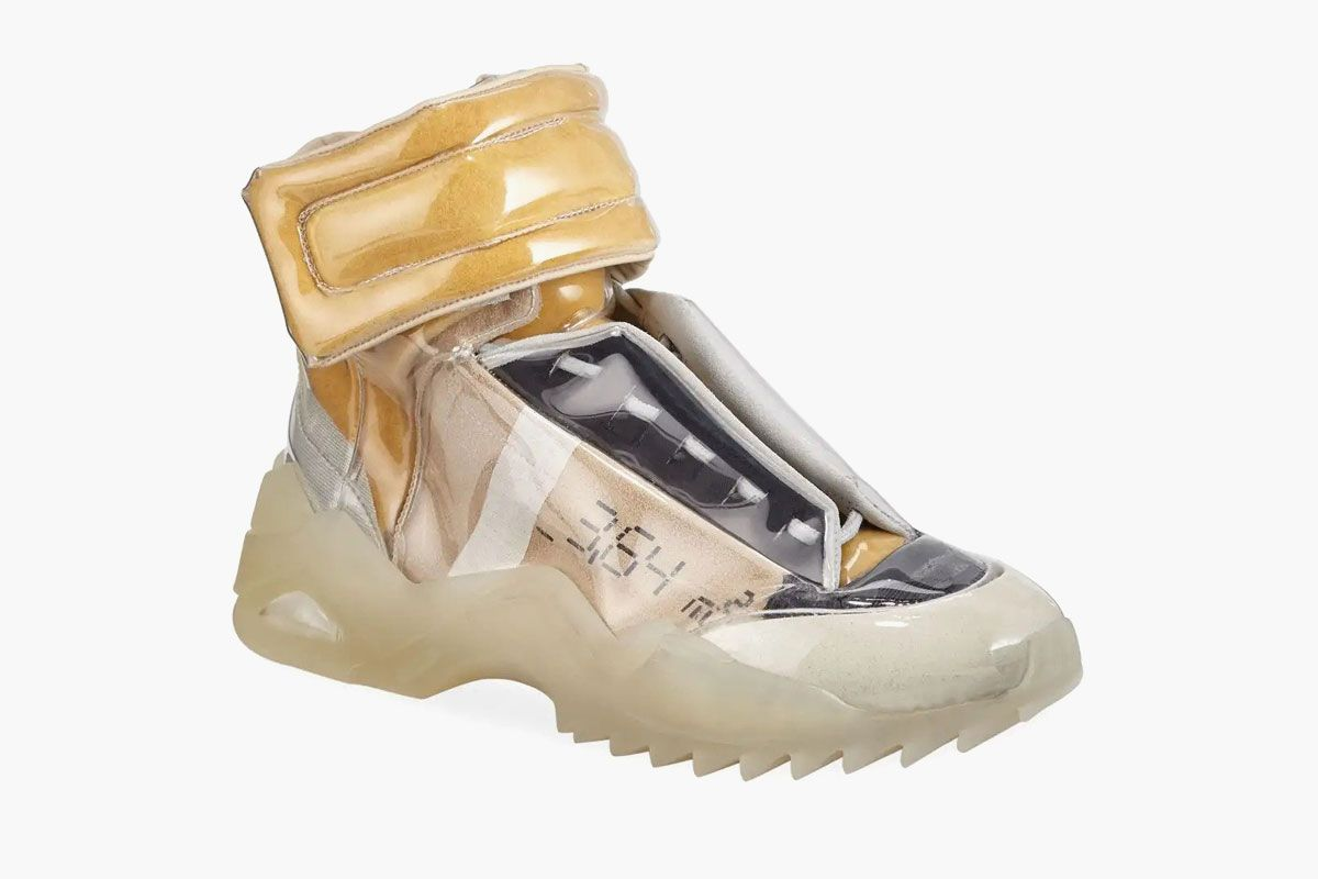 Maison Margiela Just Made Its Weird Future Sneaker Even Weirder