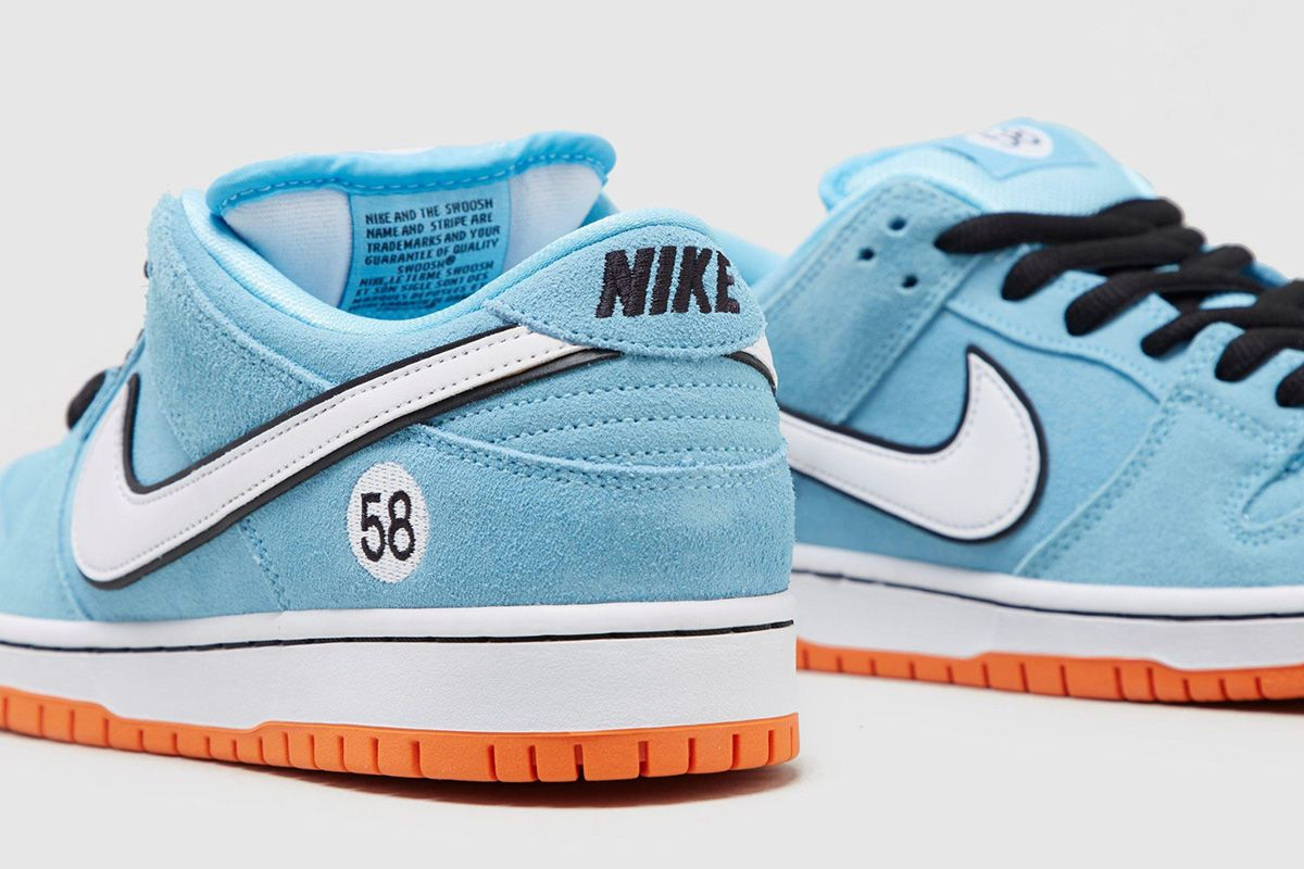 Club 58 Dresses SB Dunks in Blue Suede & Other Sneaker News Worth a Read 37