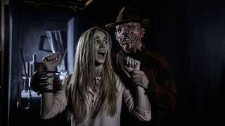 Freddy Kruger Nightmare on Elm Street shot on iPhone 11