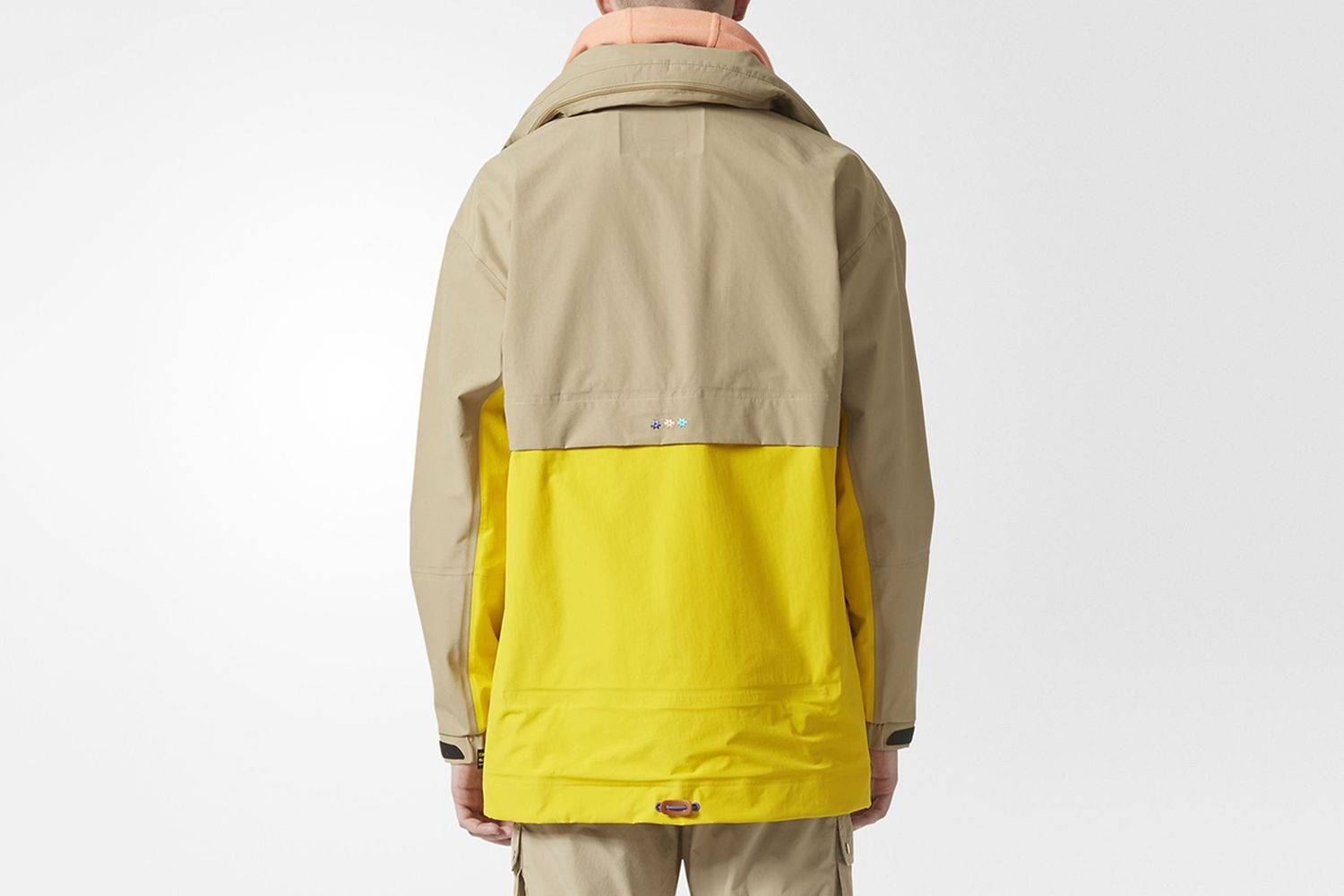 HU Hiking 3-Layer Jacket