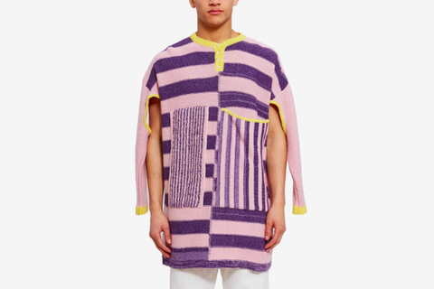 Illusion Sweater