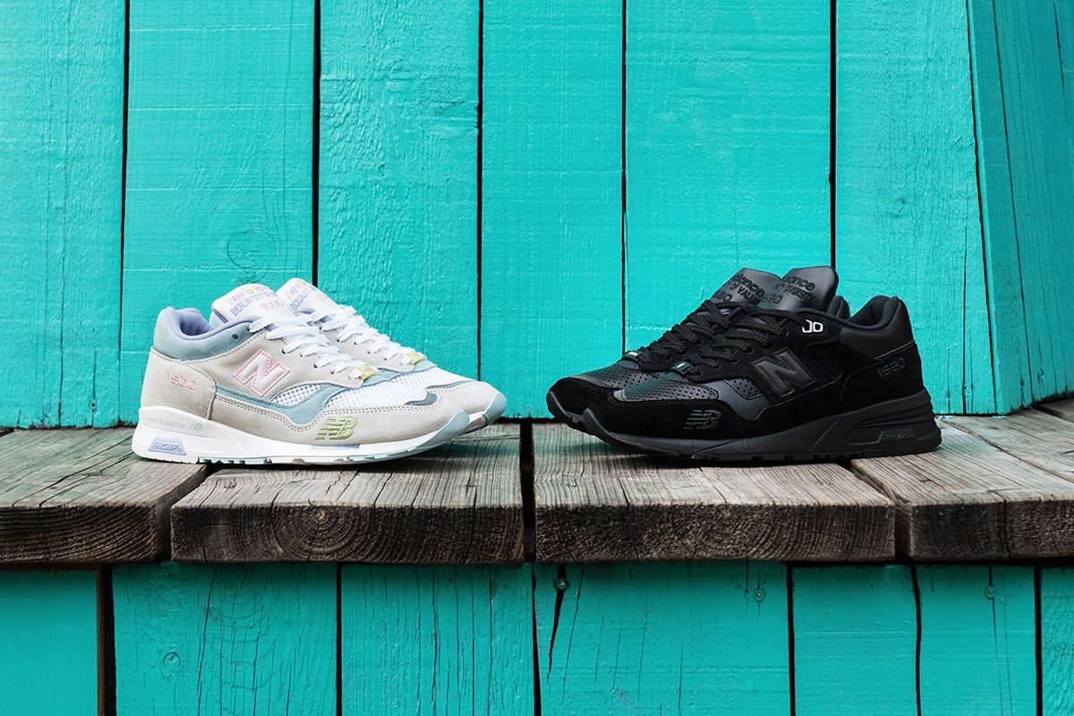 Overkill Taps Berlin's Electronic Music Scene for Latest New Balance Collab