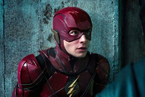 ezra miller flash script the flash