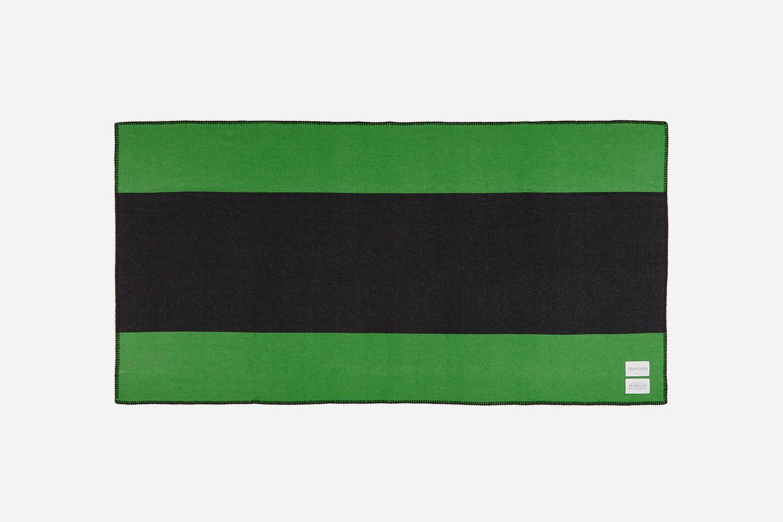 Colorblocked Blanket