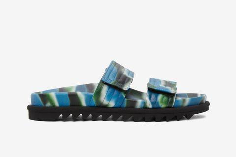 Camo Slide Sandals