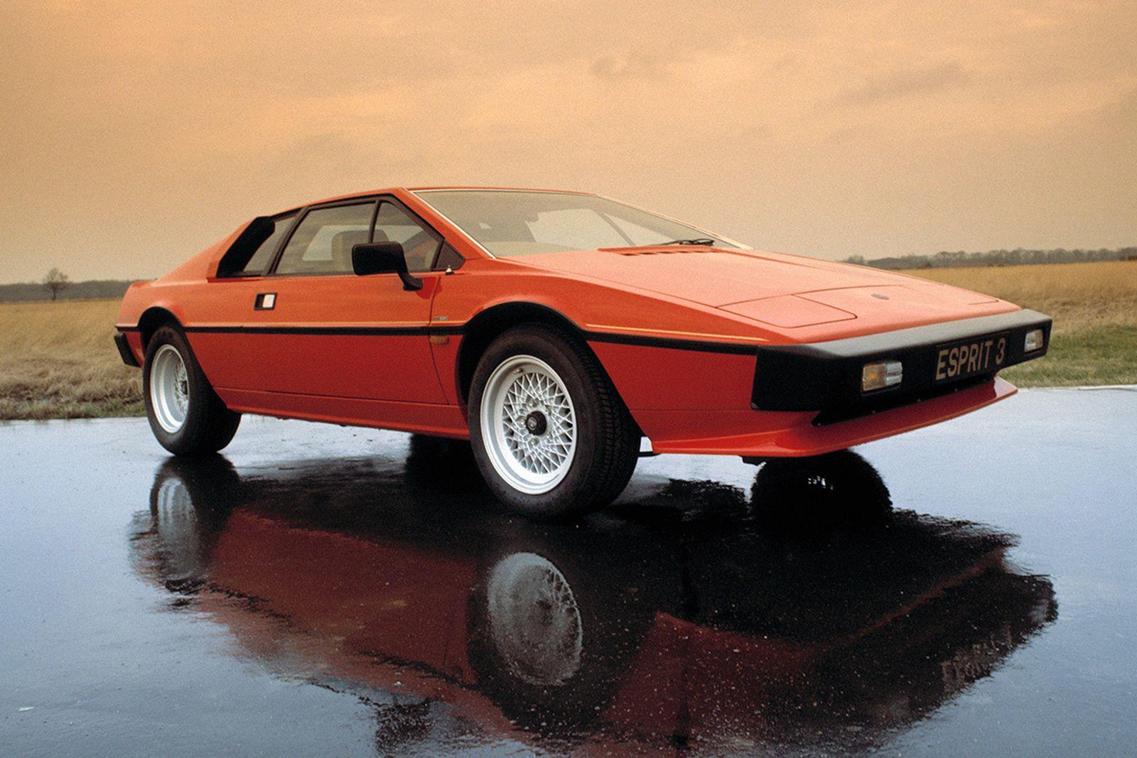 1982 Lotus Esprit series 3