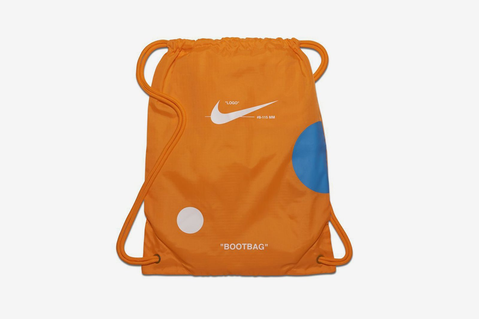 Zoom Fly Mercurial (orange)5 2018 FIFA World Cup Nike OFF-WHITE c/o Virgil Abloh