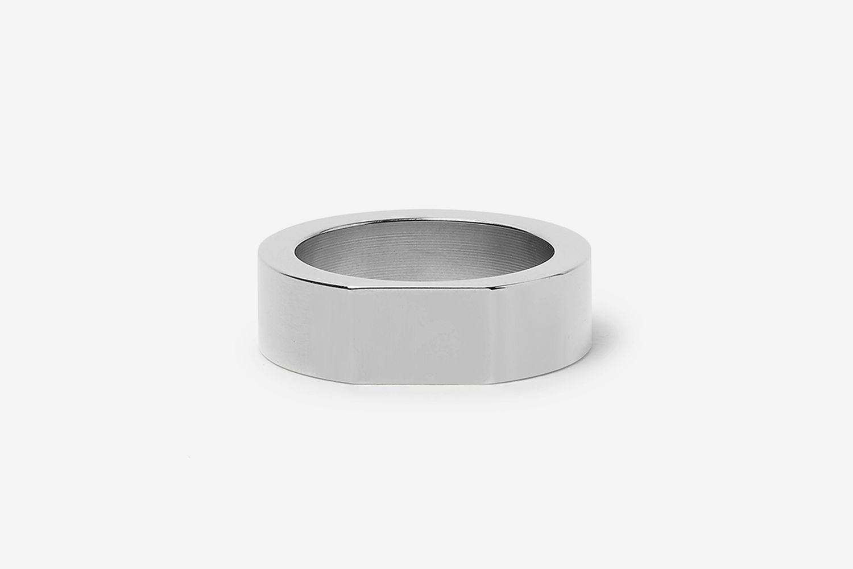 Bacchus Gold-Tone Signet Ring