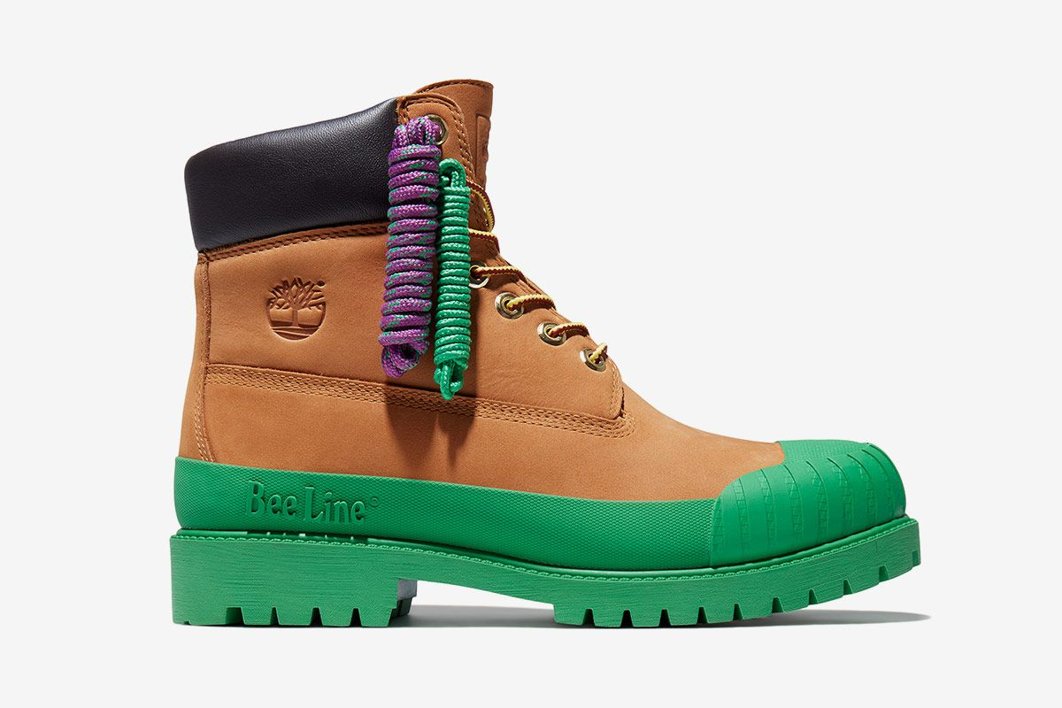 Bee Line Reworks Timberland's Iconic 6-Inch Boot 14