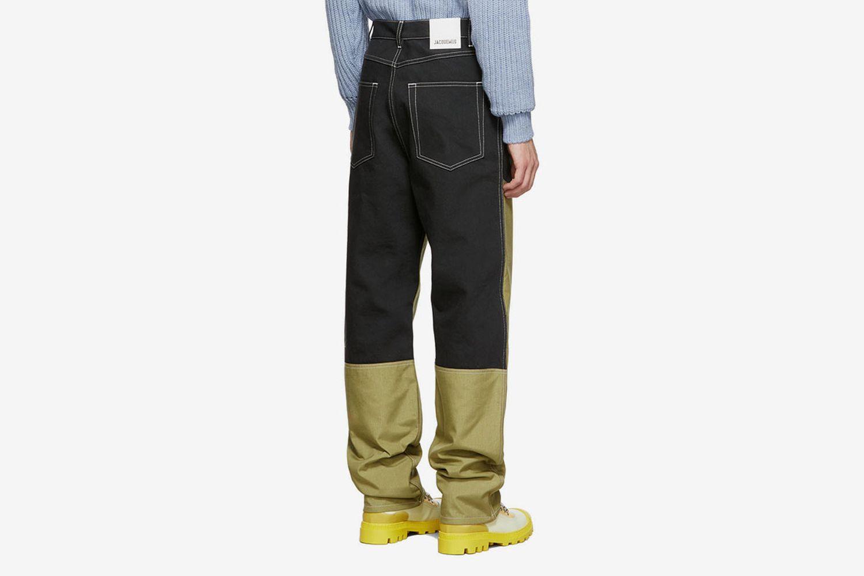'Le de Nîmes Meunier' Jeans