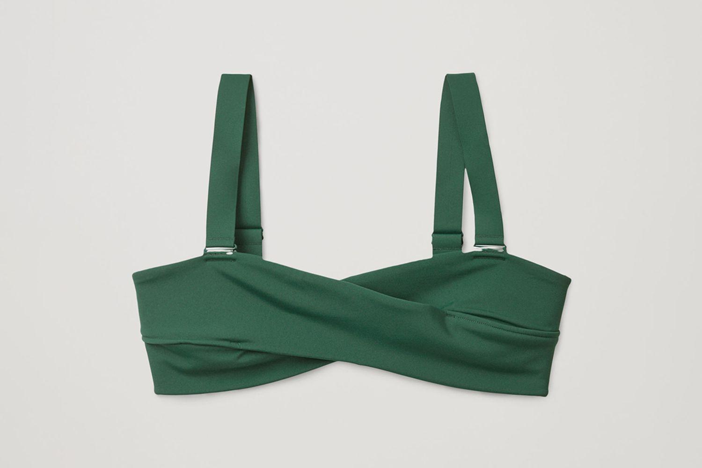 Padded Bikini Bandeau Top