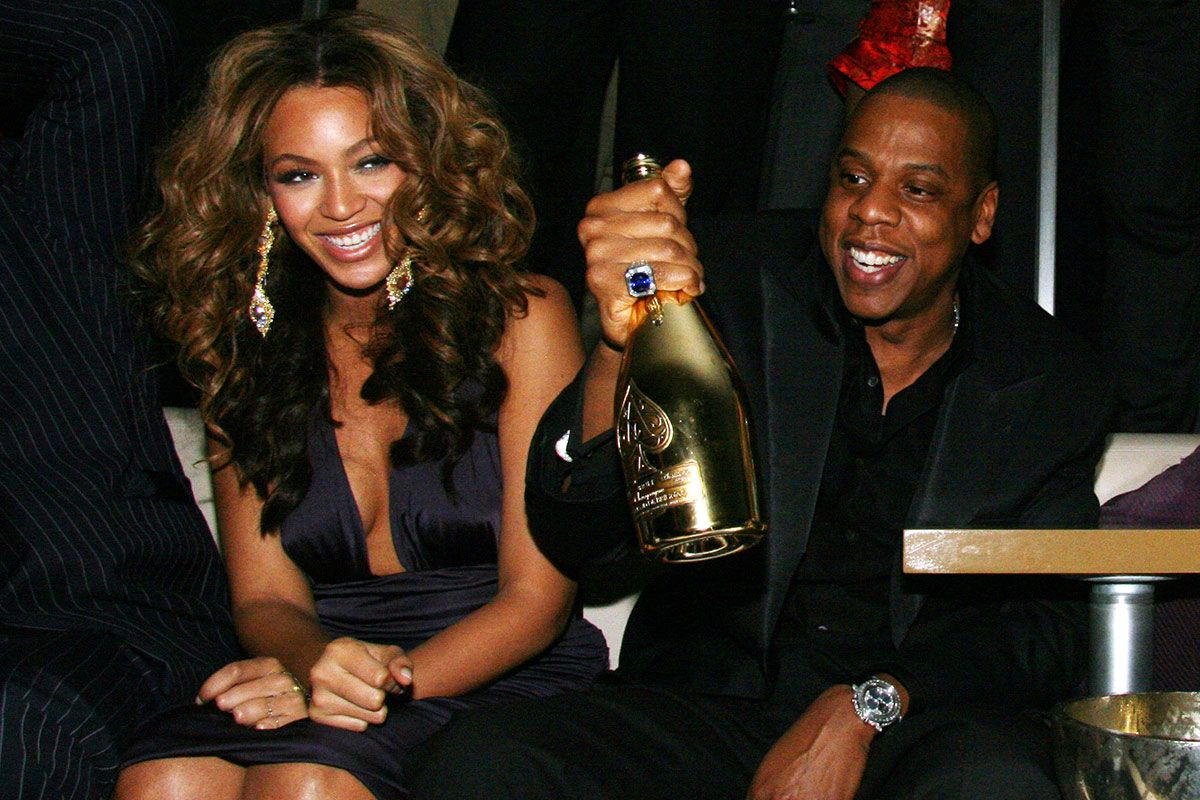 LVMH Just Bought Half of Jay-Z's Champagne Brand