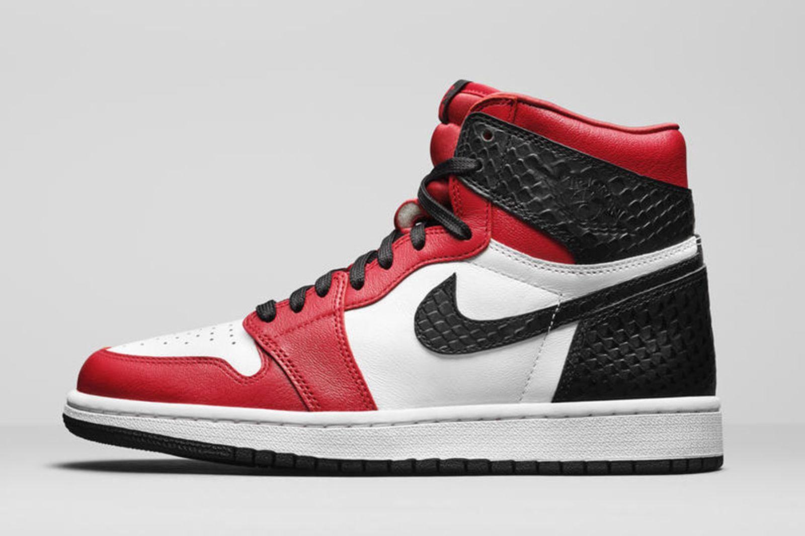 Jordan Brand Fall 2020 sneaker lineup Air Jordan 1 chicago reptile