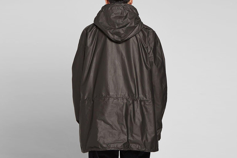 U Gore-Tex Hooded Utility Jacket