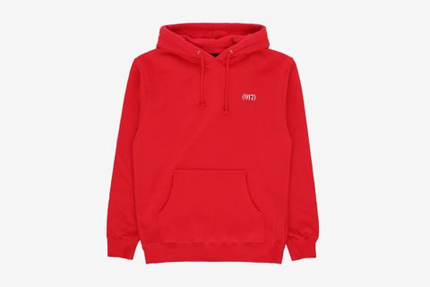 Area Code Hooded Sweatshirt