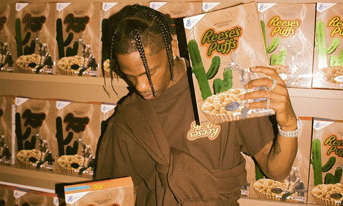 Travis Scott's Reese's Puffs & More Feature in This Week's Top Comments Roundup