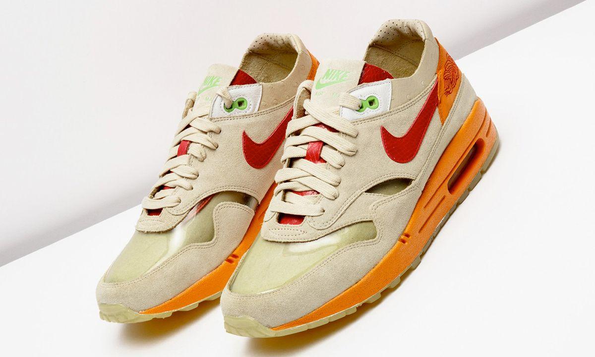 CLOT x Nike Air Max 1
