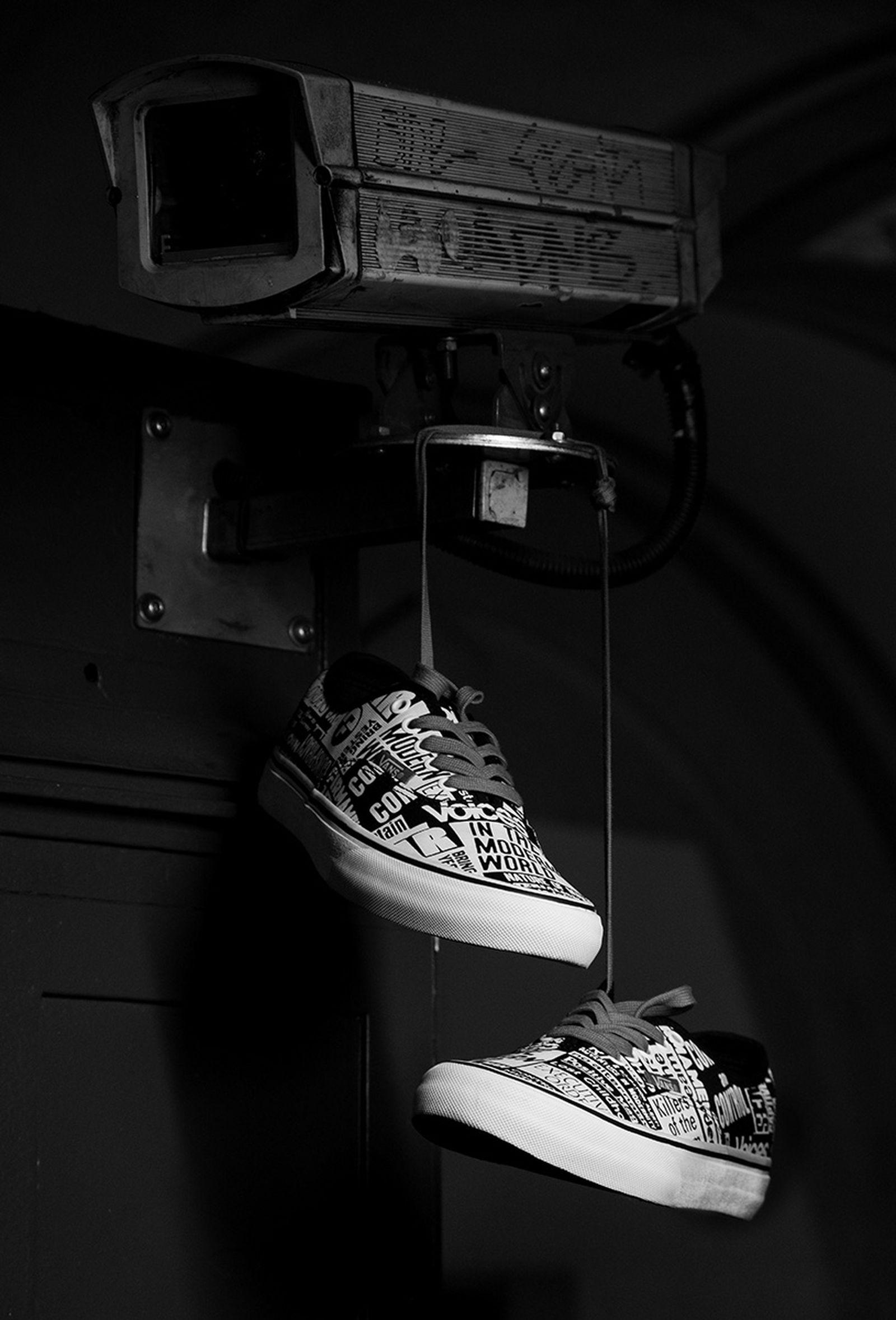 Firmament x Vans sneakers