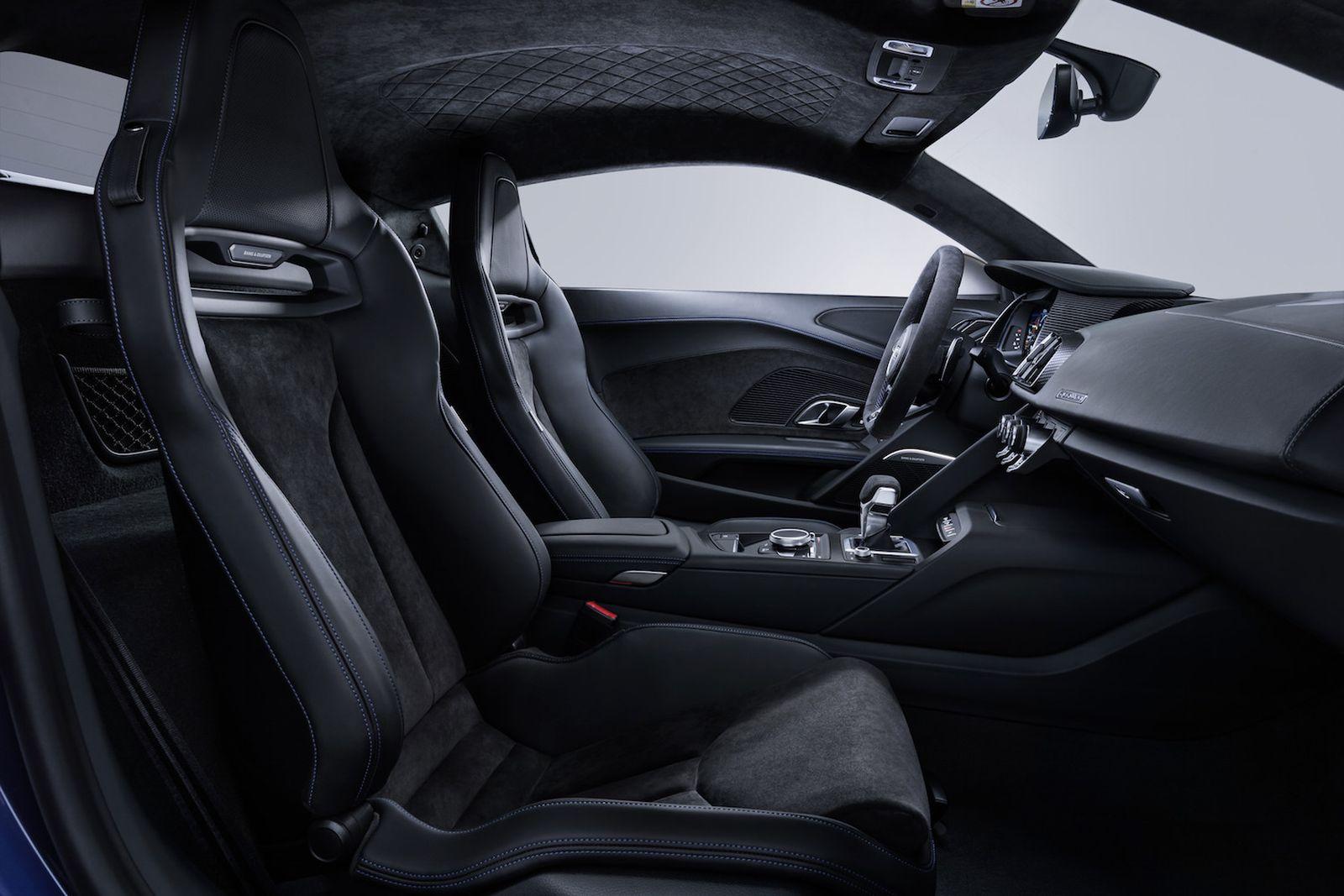 Audi R8 Coupé Audi R8 Spyder