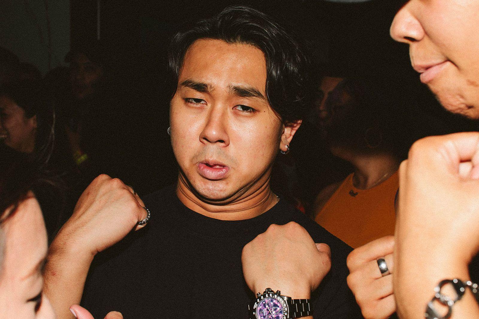 chief keif highsnobiety FTP DC mag party Fredo Santana chief keef