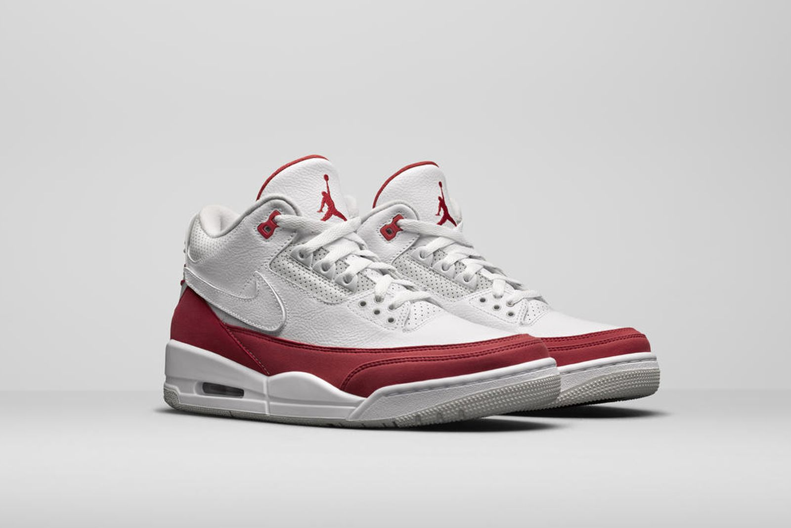 "Dime Remo Confuso  Air Jordan 3 Tinker ""University Red"": Where to Buy Tomorrow"