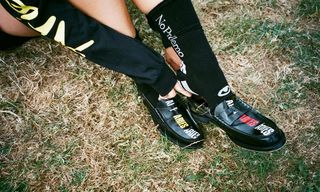 College & Aries Team Up on '80s Italian Youth Culture-Inspired Loafers