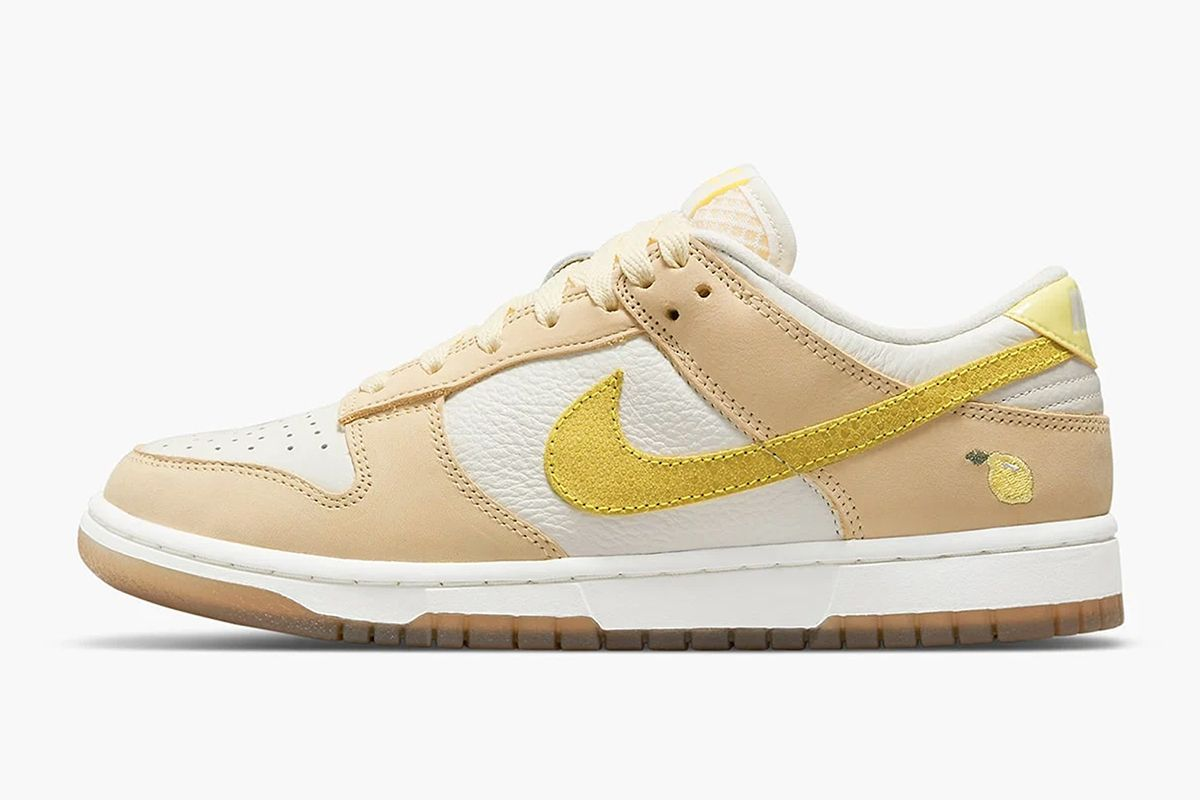 When Life Gives You Lemons, Buy These Nike Dunks Instead 3