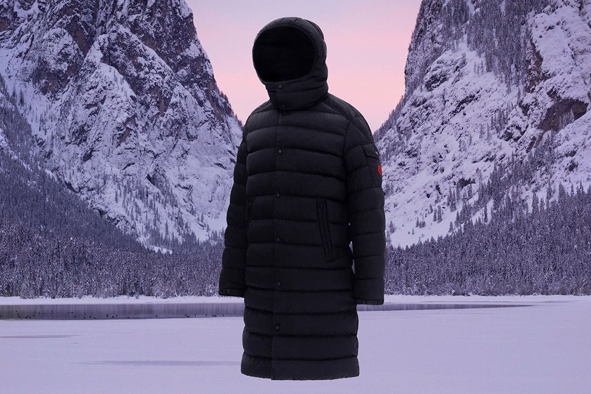 Moncler's Iconic Puffer Jackets Just Got Greener