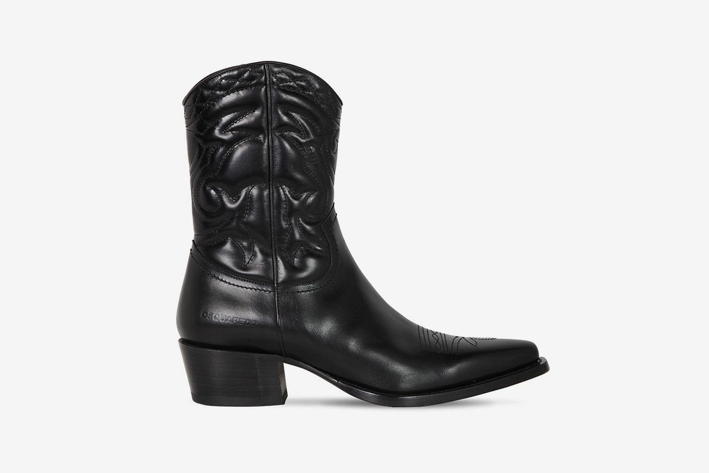 50mm Cowboy Boots