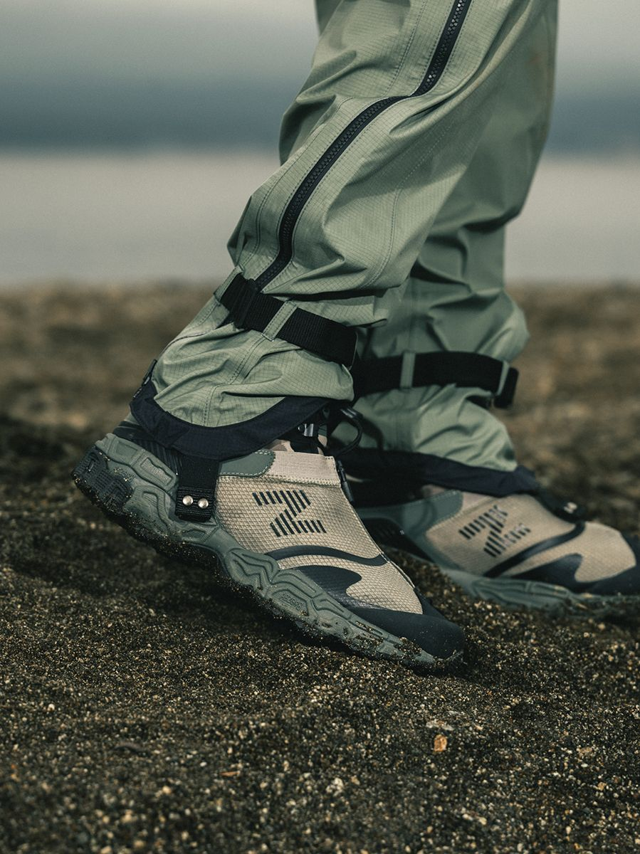 "Snow Peak x New Balance ""Niobium"" Collection"