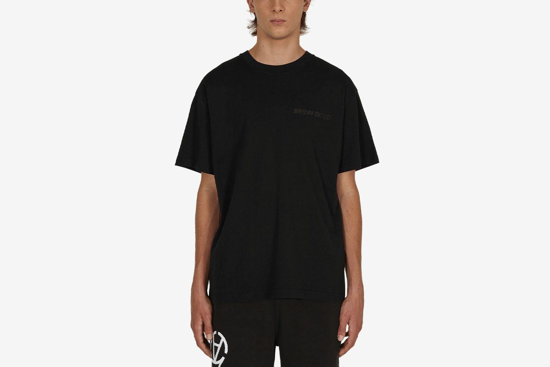 Slam Jam Digi Anarchy T-Shirt