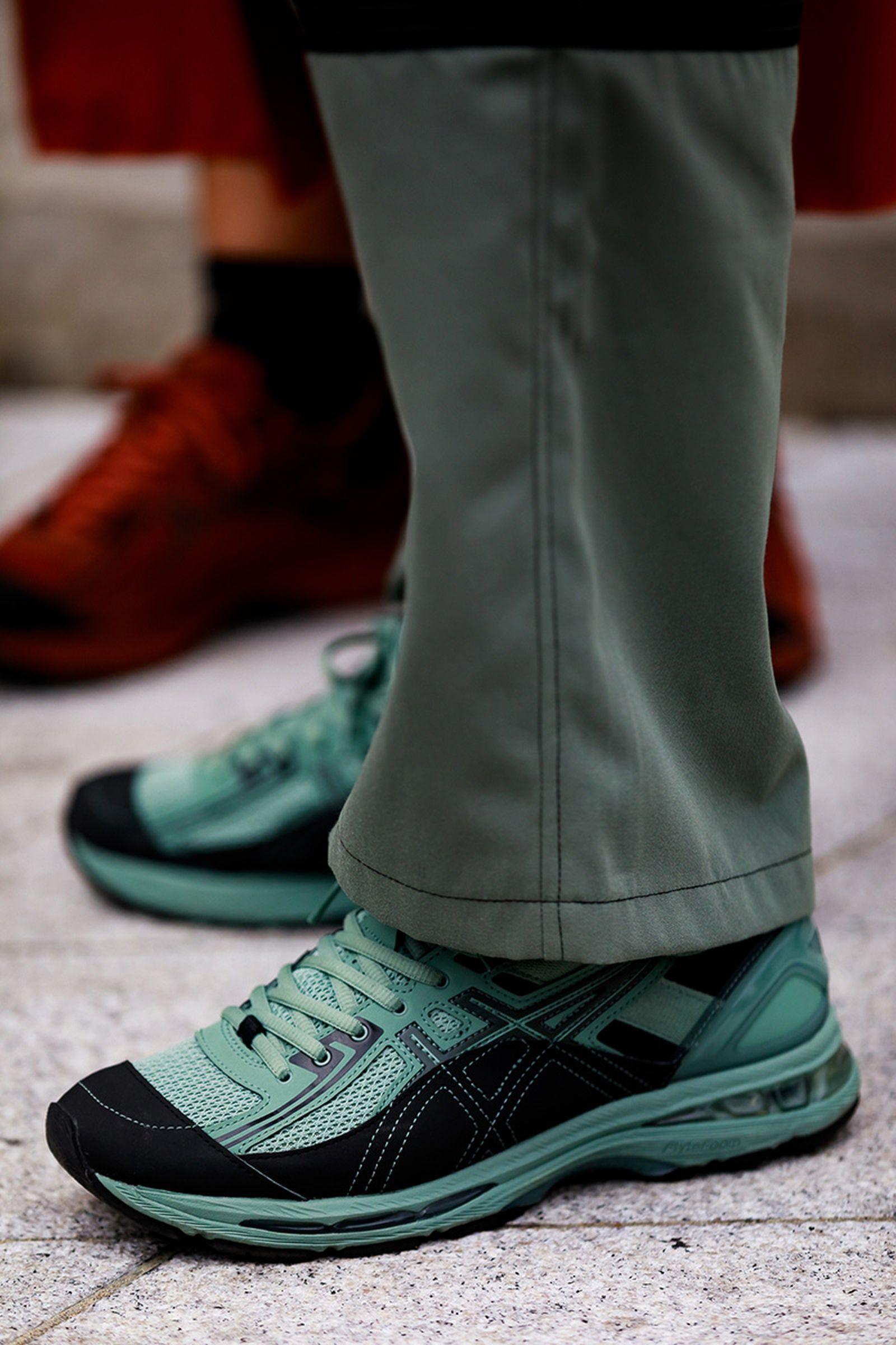 FW19 Seoul StreetStyle Sneakers PaulJeong 07 Sneaker street style seoul fashion week