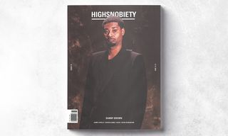 Danny Brown Covers & Will Launch Highsnobiety Magazine Issue 18 in NYC