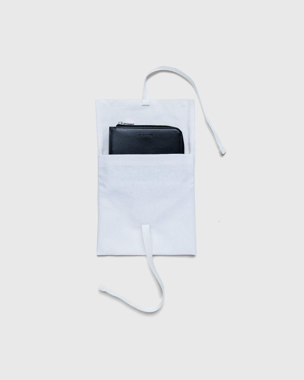 Jil Sander – Credit Card Purse Black - Image 4