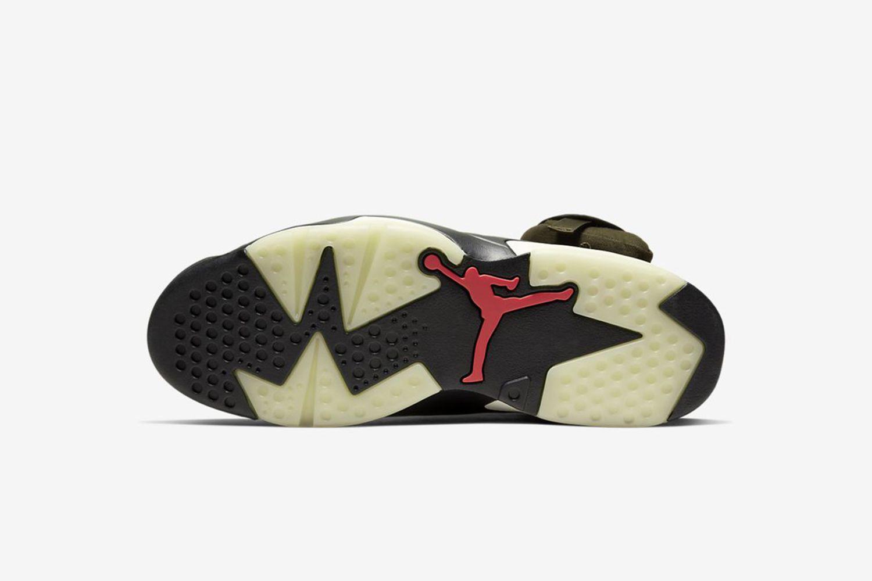 "Air Jordan 6 ""Travis Scott"""