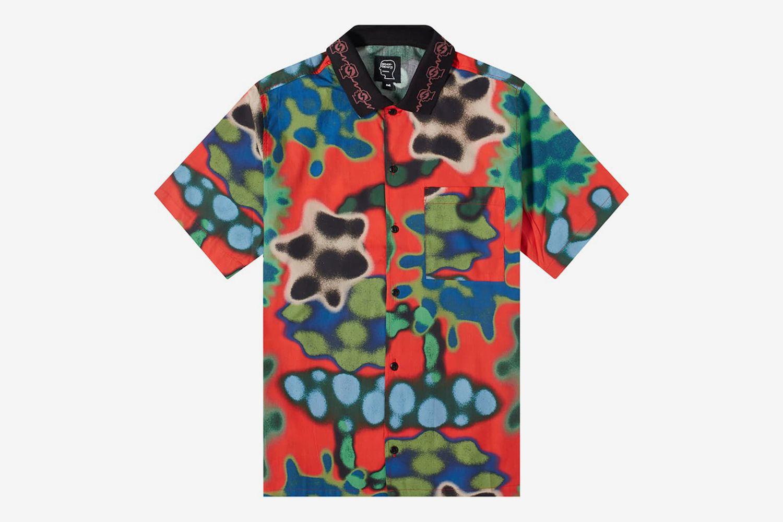 Amoeba Watercolor Shirt